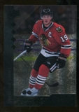 2009/10 Upper Deck Black Diamond #187 Jonathan Toews