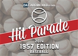 2014 Hit Parade: 1957 Edition Baseball Pack
