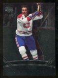 2006/07 Upper Deck Black Diamond #159B Jean Beliveau