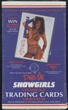 Deja Vu Showgirls Centerfold Trading Card Box