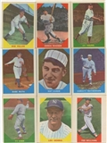 1960 Fleer Baseball Complete Set (NM-MT condition)