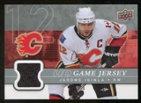 2008/09 Upper Deck Game Jerseys #GJJI Jarome Iginla