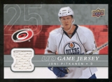 2008/09 Upper Deck Game Jerseys #GJJP Joni Pitkanen