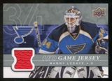 2008/09 Upper Deck Game Jerseys #GJLE Manny Legace