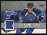 2008/09 Upper Deck Game Jerseys #GJLS Lee Stempniak