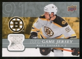 2008/09 Upper Deck Game Jerseys #GJMA Marc Savard