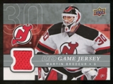 2008/09 Upper Deck Game Jerseys #GJMB Martin Brodeur