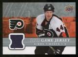 2008/09 Upper Deck Game Jerseys #GJTI Kimmo Timonen