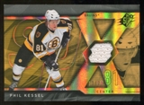2007/08 Upper Deck SPx Spectrum #69 Phil Kessel Jersey /25