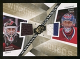 2008/09 Upper Deck SPx Winning Combos Spectrum #WCBP Martin Brodeur/Carey Price /99