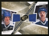 2008/09 Upper Deck SPx Winning Combos Spectrum #WCFA Grant Fuhr/Glenn Anderson /99