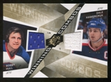 2008/09 Upper Deck SPx Winning Combos Spectrum #WCHH Bobby Hull/Dale Hawerchuk /99