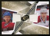 2008/09 Upper Deck SPx Winning Combos Spectrum #WCKH Saku Koivu/Chris Higgins /99