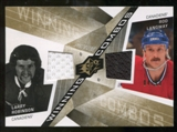 2008/09 Upper Deck SPx Winning Combos Spectrum #WCRL Rod Langway/Larry Robinson /99