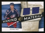 2008/09 Upper Deck SPx Winning Materials Spectrum #WMMP Michael Peca /99