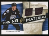 2008/09 Upper Deck SPx Winning Materials Spectrum #WMVL Vincent Lecavalier /99