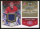2007/08 Upper Deck One on One Jerseys #OOHG Cristobal Huet/Martin Gerber