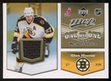 2007/08 Upper Deck One on One Jerseys #OOMK Glen Murray/Alex Kovalev