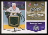 2007/08 Upper Deck One on One Jerseys #OONM Ladislav Nagy/Milan Michalek