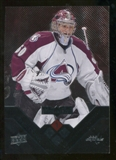2008/09 Upper Deck Black Diamond Ruby #82 Jose Theodore /100