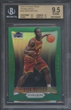 2012/13 Panini Prizm #242 Dion Waiters Rookie Prizms Green BGS 9.5