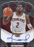 2012/13 Panini Preferred #409 Kyrie Irving Rookie Auto #07/79
