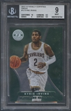 2012/13 Totally Certified #12 Kyrie Irving Rookie Green #3/5 BGS 9