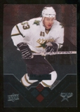 2008/09 Upper Deck Black Diamond Ruby #96 Mike Ribeiro /100