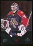 2008/09 Upper Deck Black Diamond Ruby #102 Tomas Vokoun /100
