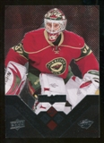 2008/09 Upper Deck Black Diamond Ruby #105 Niklas Backstrom /100