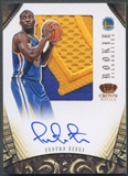 2012/13 Panini Preferred #379 Festus Ezeli Silhouettes Prime Patch Auto #24/25