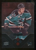 2008/09 Upper Deck Black Diamond Ruby #122 Jonathan Cheechoo /100