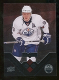 2008/09 Upper Deck Black Diamond Ruby #99 Ales Hemsky /100