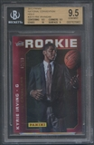 2012 Panini #35 Kyrie Irving National Convention Holo Rookie #02/99 BGS 9.5