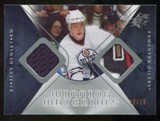 2007/08 Upper Deck SPx Winning Materials Spectrum #WMAH Ales Hemsky /99