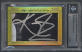 2013 Leaf Executive Collection Masterpiece Kyrie Irving Rookie Auto #1/1