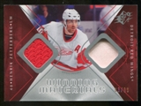 2007/08 Upper Deck SPx Winning Materials Spectrum #WMHZ Henrik Zetterberg /99