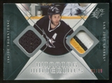 2007/08 Upper Deck SPx Winning Materials Spectrum #WMJT Joe Thornton /99
