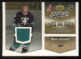 2006/07 Upper Deck Jerseys #OJGC Ryan Getzlaf/Mike Cammalleri