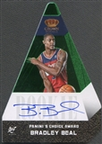 2012/13 Panini Preferred #541 Bradley Beal Green Rookie Auto #3/5