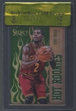 2012/13 Select #31 Kyrie Irving Hot Rookies Rookie Prizms Green #14/15 BGS 10 Raw Card Review