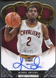 2012/13 Panini Preferred #409 Kyrie Irving Gold Rookie Auto #02/25