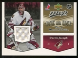 2006/07 Upper Deck Jerseys #OJJC Curtis Joseph/Dan Cloutier