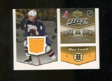 2006/07 Upper Deck Jerseys #OJSD Marc Savard/Chris Drury