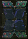 2007/08 Upper Deck SPx Force Quad Holograms #F2 Patrick Roy/Martin Brodeur/Roberto Luongo/Jean-Sebastien Gigue