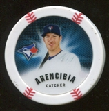 2013 Topps Chipz #JA J.P. Arencibia