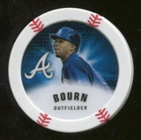 2013 Topps Chipz #MB Michael Bourn