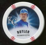 2013 Topps Chipz #BB Billy Butler