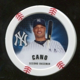 2013 Topps Chipz #RC Robinson Cano