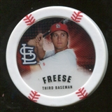 2013 Topps Chipz #DF David Freese